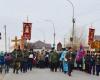 4 ноября-Крестный ход в Михайловке