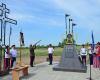 Торжественное открытие памятника